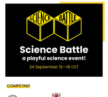 The first Science Battle on the 24th of September