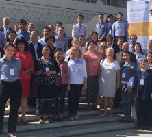 The University of Pavia on a Medical Education mission to Tajikistan