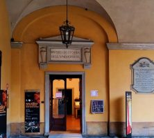 Come and visit the University of Pavia's History Museum! Saturday 23rd October, 3.30 p.m.