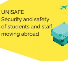 """""""Unisafe Project"""": we aim to improve safety during International Mobility experiences"""